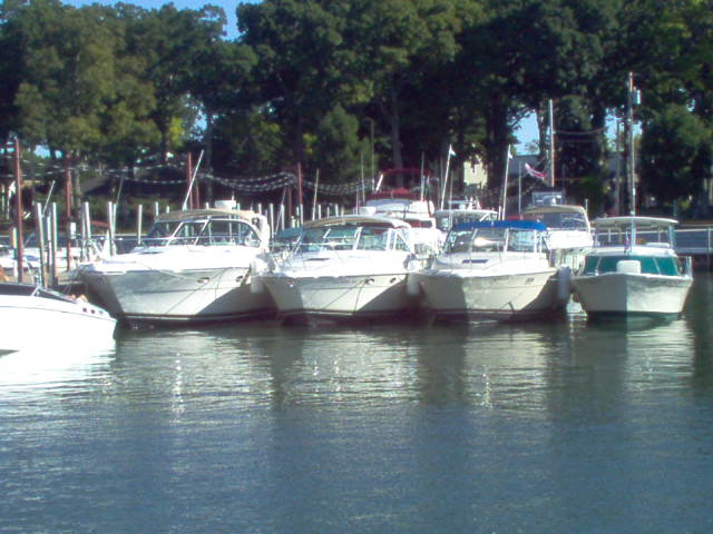 Put-in-Bay Public Marina
